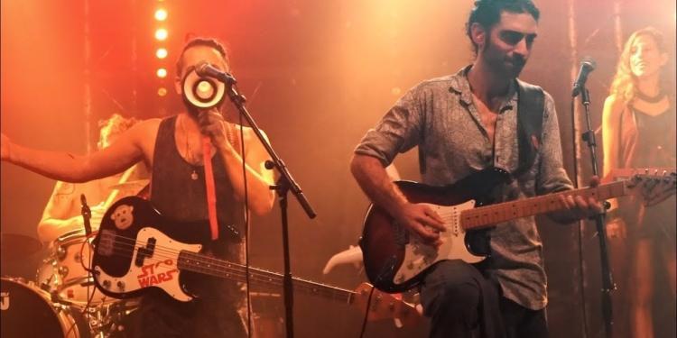 Anna RF – Azalam Lie – Live at Barby – אנא ערף – אזל המלאי