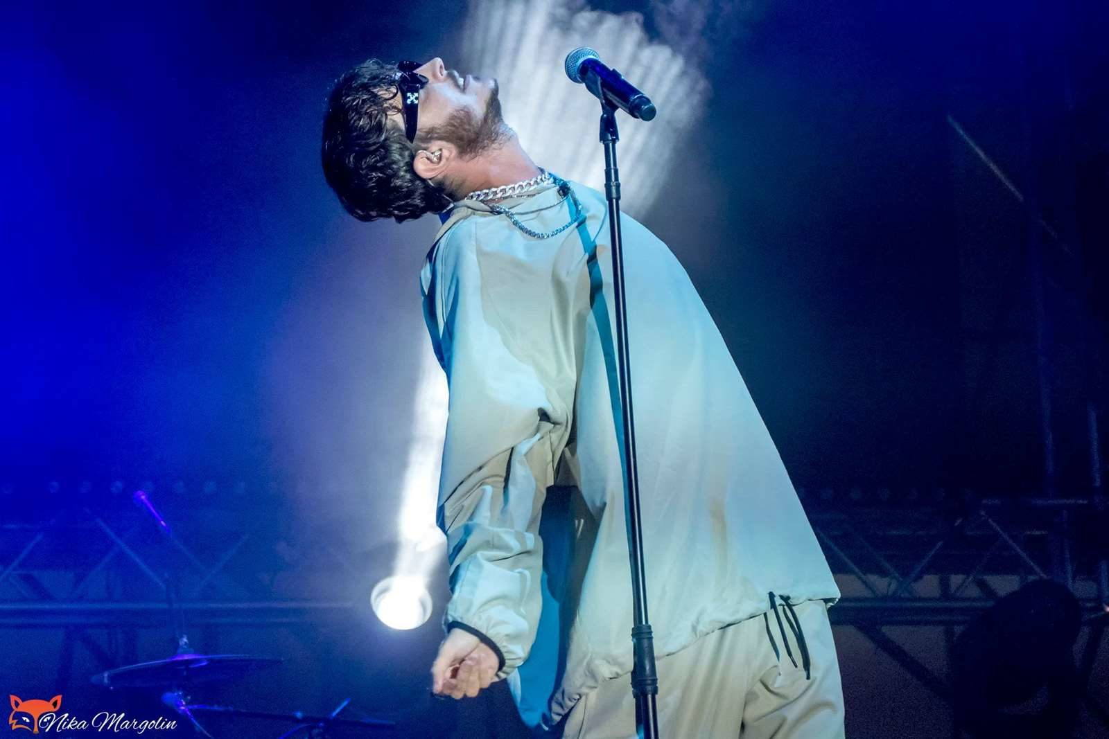 Oscar and the wolf live in Israel; 2018
