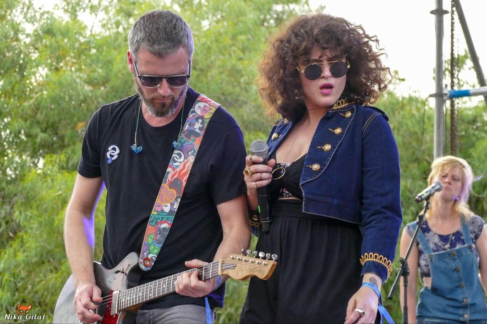 The paz band, פסטיבל יערות מנשה 2019