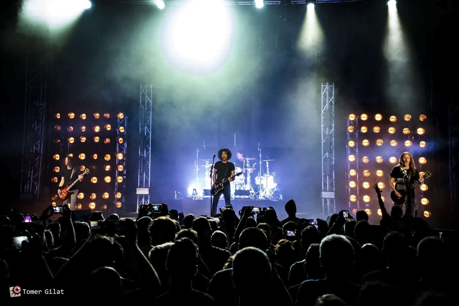 Alice in Chains Live in Israel 2019